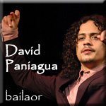 David Paniagua, flamenco dancer