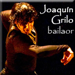 Joaquín Grilo, flamenco dancer