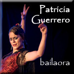 Patricia Guerrero, flamenco dancer